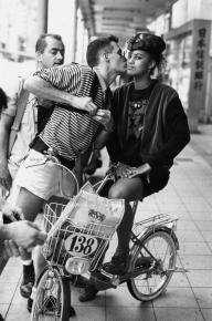 Neneh Cherry and Cameron W11 JAPAN Tokyo 1984